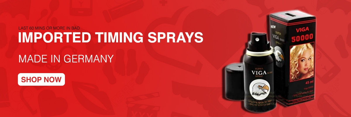 timing Spray banner